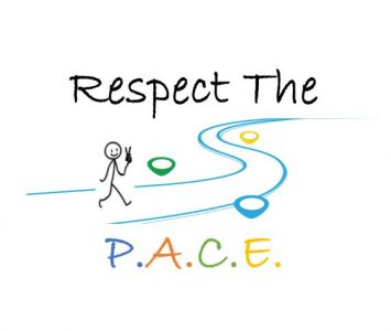 Respect The Pace